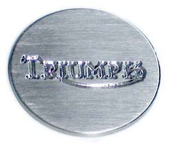 Petrol Tank Badge for Triumph